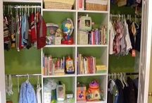 Kid's wardrobe
