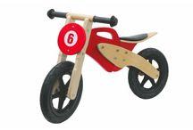 Kinder Laufrad, Holz Lauflern Fahrrad