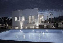 Costa Blanca Spain Projects / This is a collection of Modern and Exclusive homes at Costa Blanca North, Spain.