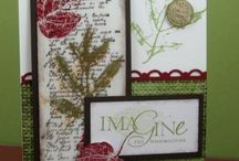 French Foliage Cards