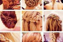 Hairstyles & Make-ups / Share gorgeous braids, hairstyles and make-ups!
