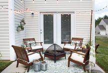 Backyard/patio