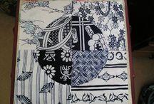 Quilts - Yukata fabric
