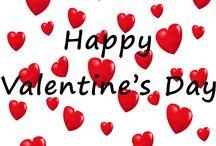 Valentijn / 14 Februari, Love is in the air!
