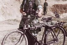 Military Cyclists