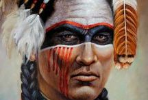 Amerindian/Native Murican War Paint