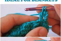 Crochet stithc