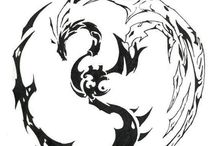 Dragon Tattoo-Swaroopa
