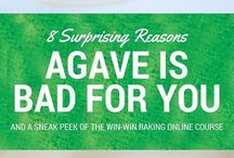 Agave sugar bad for you??!!