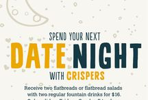Celebrate with Crispers.