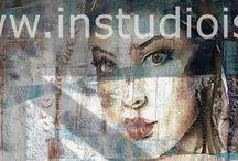 iNSTUDIO WALLPAPER / art#design#wallpaper#interior#home#2015#2016#collection#decorative#space