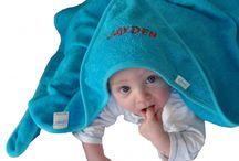Baby producten / Verschillende leuke baby producten. Alle kleding kan worden voorzien van een persoonlijke naam! #babybadjas #slabbertje #badcape
