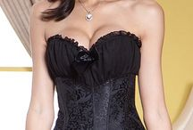 Corsets S - 2XL / These corsets are available on the Corset SA online shop ranging in size from Small up to 2 X-Large - http://www.corsetsa.co.za/