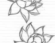 Dessins de fleur