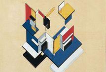 De Stijl / Histoire des Arts (XXème Siècle) mouvement d'avant-garde néerlandais (1917-1931) / by Valérie WINTZ