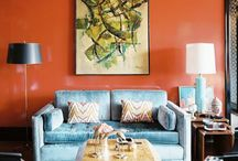 Home decor / by Nicole Gladden