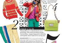 Fashion features