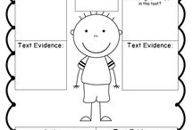 Character study / Second grade unit: character study / by Veronica Morales