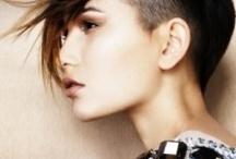 Short  and long hairstyles / by Tara Gorski