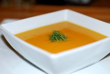 Soup ~ Recipes from Living the Savory Life