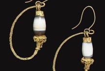 Antichi gioielli  greci, etruschi eromani / gioielli