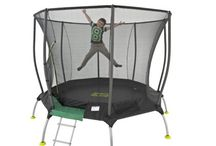 TP Genius2 Trampolines / The newest range of Trampolines available from TP Toys. Featuring the TP Genius Octagonal 2 and TP Genius Round 2 with brand new igloo door design!