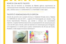 Talento agência experimental FAE / by Patricia Presas