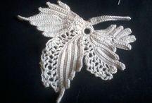 Irish Crochet / by Julianne Weight