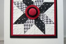 Quilt cards / by Lou Whipple