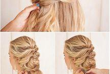 Hair ideas / Creative hair styles