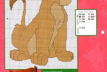 Cross Stitch - The Lion King
