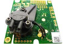 droni con ensori azoto e gas, per l'industria
