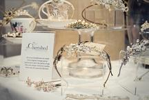 Wedding fair jewellery display ideas