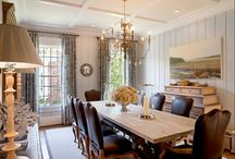 dining room / by Kate Warren