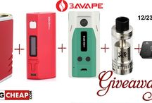 Vape Giveaways