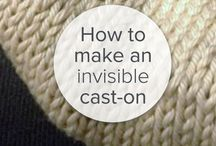 crafts - techniques / Tips and tricks on how to knit, crochet, sew and so on!