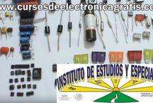 CURSOS DE ELECTRÓNICA GRATIS CON TEORÍA Y PRÁCTICA