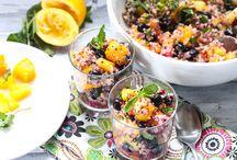 Fruit salads / Fruit