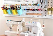 Craft + Hobby Room
