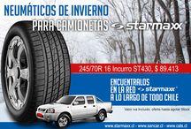 Ofertas Mayo Neumáticos Starmaxx - Sancar