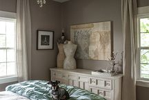 Bedroom Ideas / by Kathleen O'Rourke