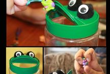 Children's - rubbish ideas