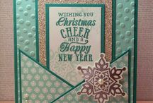 .Cards-Christmas: Sentiment Focus / by Chatterbox Creations (Carlene Prichard)