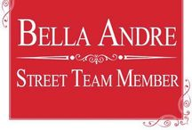 Street Teams / Street Teams we support for authors we love.