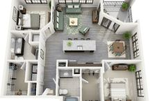 Apartment for Sims 3