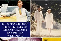 Gatsby Winter Wedding  / by Chelsea Strachan