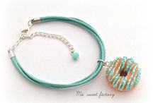Handmade jewelry and accessories / mo.sweetfactory@gmail.com