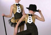 vestuarios de danza primavera