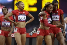 Winners / Allyson Felix / by antilibrary.org