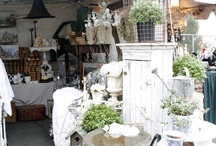 flea market displays  / by Shabby Three
